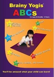 ABCs Brainy Yogis