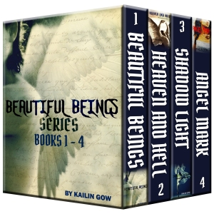 Beautiful Beings Full Set Books 1 - 4