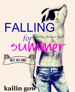 FALLING FOR SUMMER - uncut with Bonus Cover