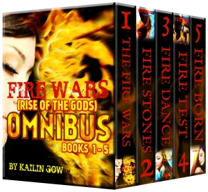 Fire Wars Complete Set Books 1 to 5