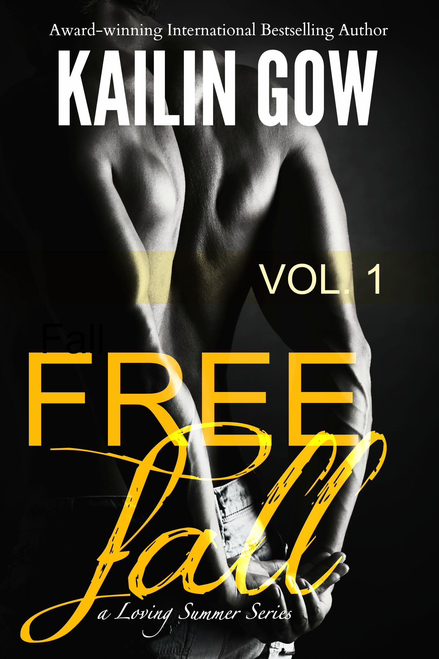 Free Fall 1 By Kailin Gow   Cover ...