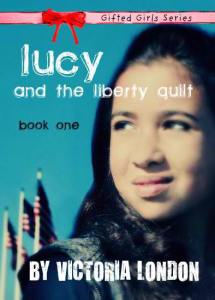 Lucy and the Liberty Quilt