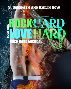 Rock Hard Love Hard (Rock Hard Muscial #1) by S. Sorensen and Kailin Gow - med