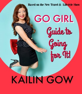 Go Girl Guide by Kailin Gow - Cover