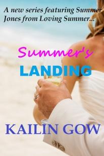 Summer's Landing Cover 1